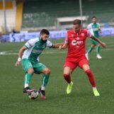 Coppa Italia serie C, Iannoni punisce l'Avellino. Lupi eliminati dall'Ancona Matelica