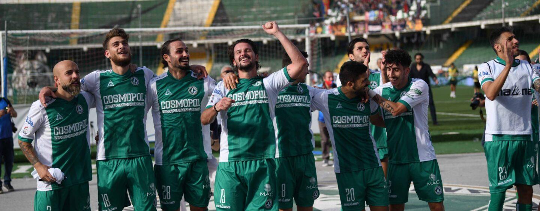 L'Avellino si sblocca, con un goal di Carriero batte il Potenza
