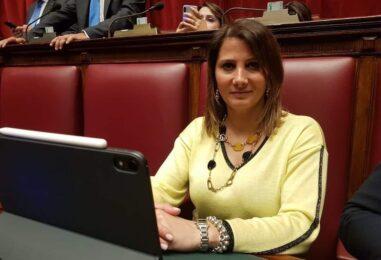 Maria Pallini (M5S):  iscrizioni nuovo M5S