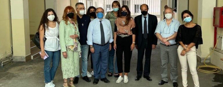 """Il Garante dei detenuti all'istituto di Lauro: """"Maternità non si può conciliare con il carcere"""""""