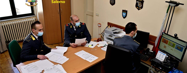 Contributi Covid a fondo perduto: a Salerno percepiti illecitamente oltre 50mila euro