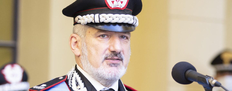 Campania, il generale Jannece al comando della Legione carabinieri