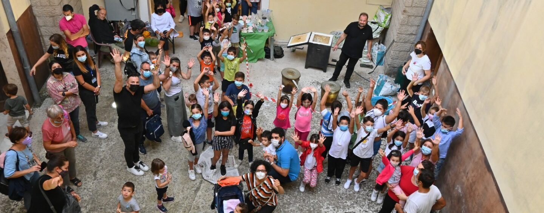 """Colori, creatività e un mare di bambini. Prata, al via il """"Summer Camp"""""""