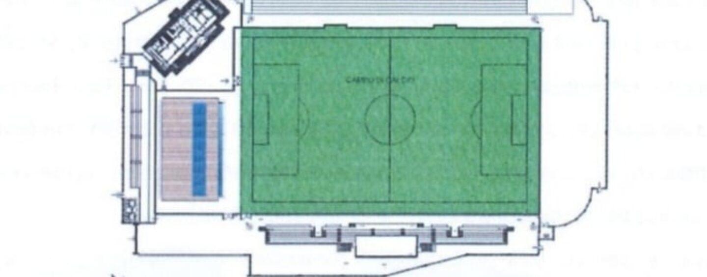 Bando sport e periferie, a Grottaminarda 700mila euro per il Palazzetto dello Sport