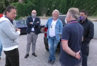 """VIDEO/ Grassi prova a riaprire la vertenza Novolegno: """"Il 5 ottobre sarò al Mise"""""""