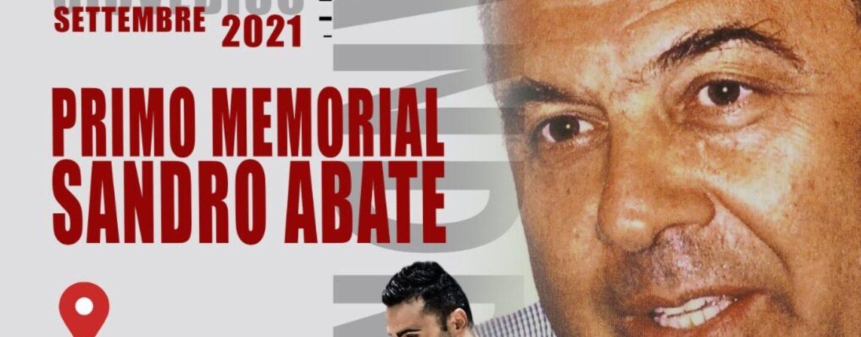 Memorial Sandro Abate, appuntamento il 30 settembre a Murcia