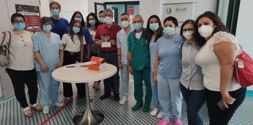 Donati due cordless alla Suap di Bisaccia: i familiari di una paziente ringraziano il personale