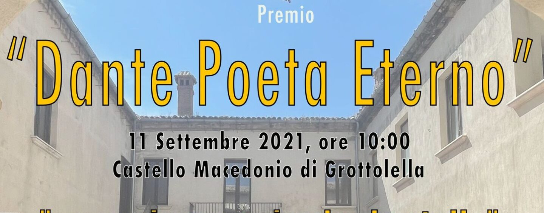"""""""Dante, poeta eterno"""". A Grottolella la premiazione del contest rivolto agli alunni delle scuole"""