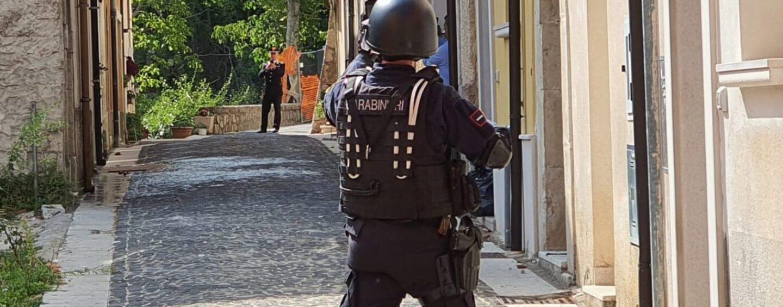 Montella, si era barricato in casa: bloccato dopo due giorni dai carabinieri