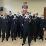 """VIDEO/ Carabinieri, avvicendamento per 14 Stazioni: """"Nuove prospettive per combattere la criminalità"""""""