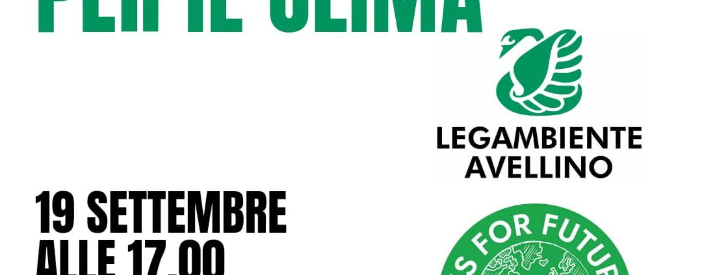 Fridays For Future e Legambiente lanciano assemblea e sciopero ad Avellino