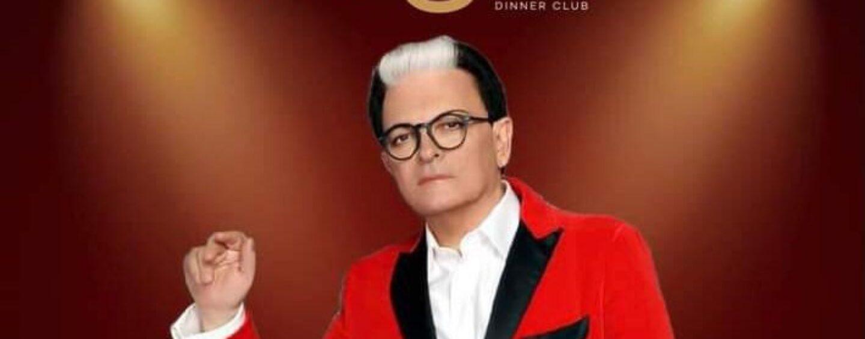 Cristiano Malgioglio ad Ariano Irpino, il suo show al Reset Dinner Club