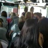 """""""Bus Air strapieno ad Avellino, nessun distanziamento e siamo arrivati a casa con un'ora di ritardo"""" La denuncia di uno studente/VIDEO"""