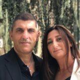Nozze d'argento, auguri a Generoso Manfra e Luana Donisi