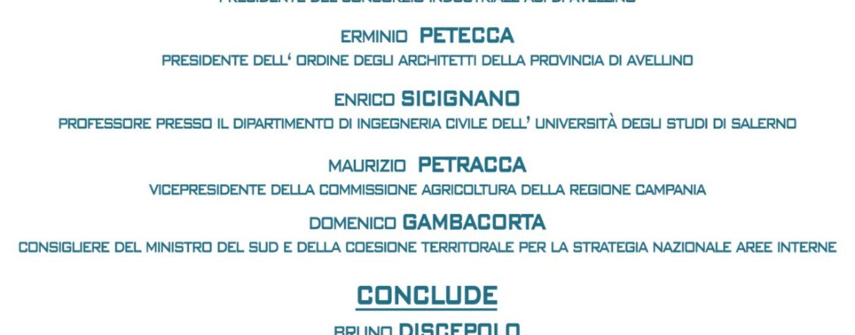 """""""Governance: l'attuazione del PNRR"""": incontro a Sant'Angelo dei Lombardi"""