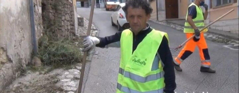Ariano Irpino, il Comune mette a lavorare i percettori del reddito di cittadinanza/VIDEO
