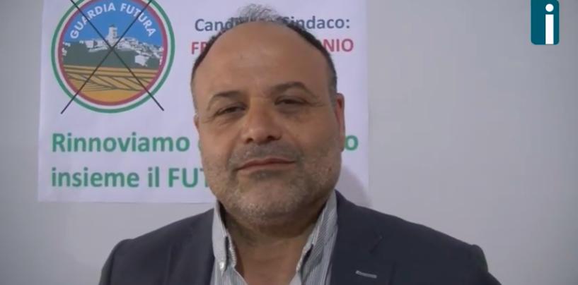"""Guardia Lombardi, Siconolfi sindaco: """"Grande emozione"""""""