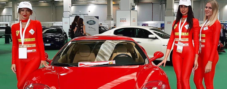 Sud Motor Expo a Calitri, su il sipario