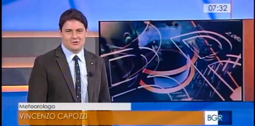 Parco del Partenio, riflettori accesi sull'Osservatorio di Montevergine: un premio a Vincenzo Capozzi