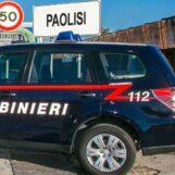 Paolisi, sorpreso a rubare un dosso rallenta-traffico: arrestato