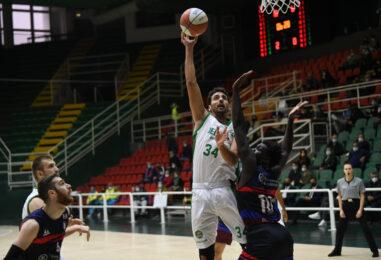 Del Fes Avellino, a Bisceglie non c'è storia: 89 a 67 per la Lions Basket