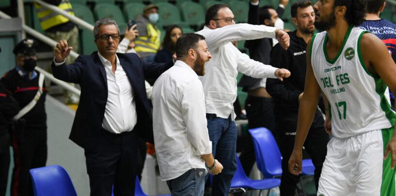 Del Fes Avellino di scena a Bisceglie per tentare la prima vittoria esterna
