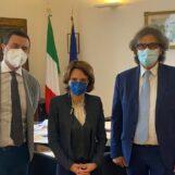"""Alaia incontra la ministra della Famiglia: """"Dal Pnrr risorse ingenti, Irpinia sia pronta a coglierle"""""""