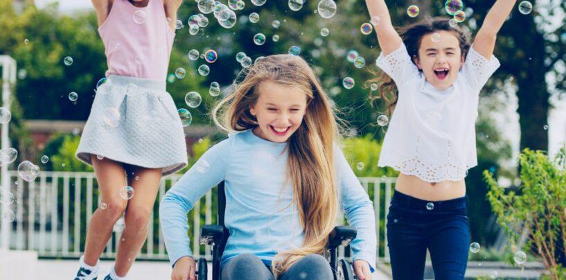 Giochi per minori disabili in aree verdi pubbliche: ecco i Comuni irpini finanziabili