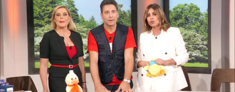 """Enzo Costanza dopo """"Citofonare rai due"""" diventa anche testimonial dei casting della trasmissione con Simona Ventura e Paola Perego"""