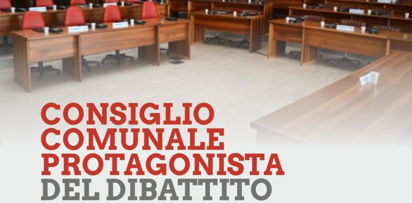 """""""Il Consiglio Comunale ritorni centrale nel dibattito della città"""": l'appello del consigliere Iandolo"""