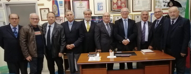 Il Colonnello Adamo riconfermato Presidente dell'Associazione Nazionale  Carabinieri di Benevento