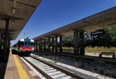 """Riparte il treno del paesaggio """"Irpinia Express"""" tra escursioni, degustazione di prodotti tipici e vini del territorio"""