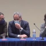 """VIDEO/ Congresso e Provinciali, Petracca: """"Pd quasi da rifondare in Irpinia. Pizza candidato. Festa e Petitto? Per statuto sono fuori dal partito"""""""