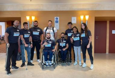 Coppa Italia di Para Powerlifting, premiati gli atleti irpini