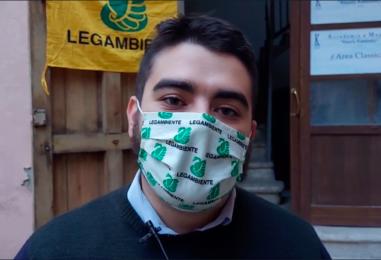 """VIDEO/ """"Giustizia climatica anche ad Avellino"""": il workshop a Casino del Principe"""