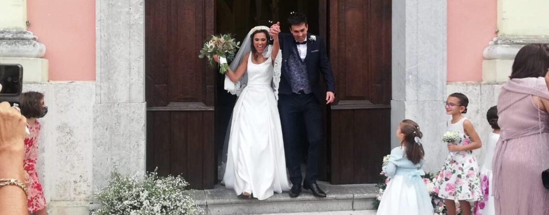 Il matrimonio di Paola e Francesco: auguri agli sposi