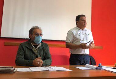 """VIDEO/ Attacco alla Cgil, il segretario provinciale Fiordellisi: """"Abbiamo sempre tutelato i lavoratori"""""""
