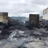 VIDEO-FOTO/ Scuola e asilo a 500 metri dal maxi-rogo di Arcella: l'incendio è di natura dolosa