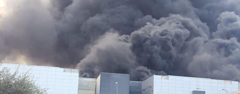 Incendio Airola, parola all'azienda