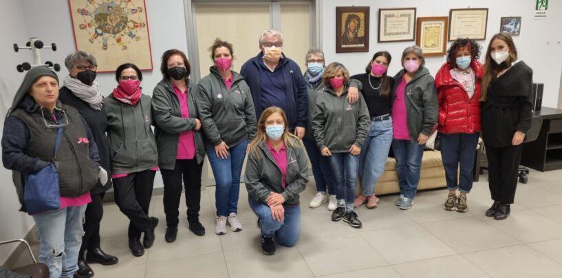 Mercogliano: continua la prevenzione in rosa con Amos Partenio