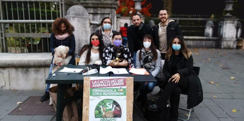 """""""Si aboliamo la caccia"""": raccolte 500mila firme"""