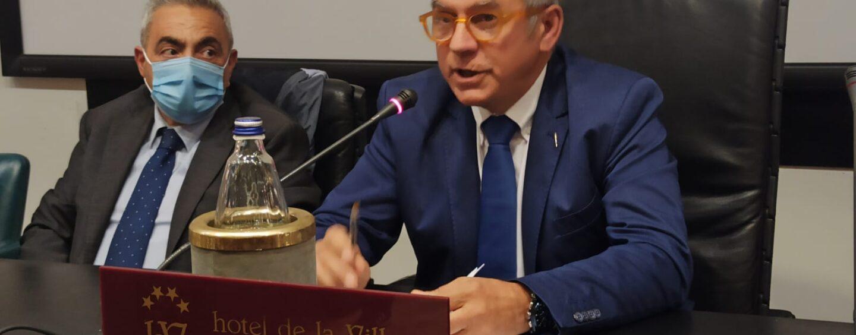 """FOTO / Alto Calore, i sindaci """"assolvono"""" il presidente Ciarcia. Scettico Festa, l'ultima parola alla Procura"""