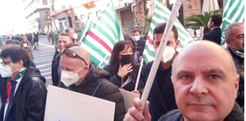 La CISL FP IrpiniaSannio in presidio presso la Regione Campania per rilanciare il sistema sanitario