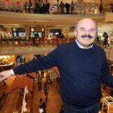 """Oscar Farinetti a Summonte presenta """"Never Quiet"""""""