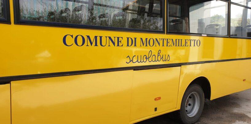 Trasporto scolastico, le precisazioni dell'Amministrazione Comunale di Montemiletto