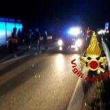 Candida, scontro tra auto e moto: centauro 23enne in ospedale