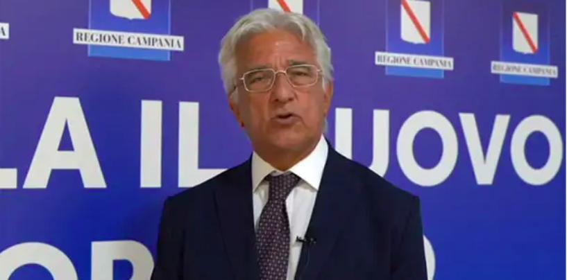 Il voto in Campania – Vincenzo Napoli riconfermato a Salerno al primo turno