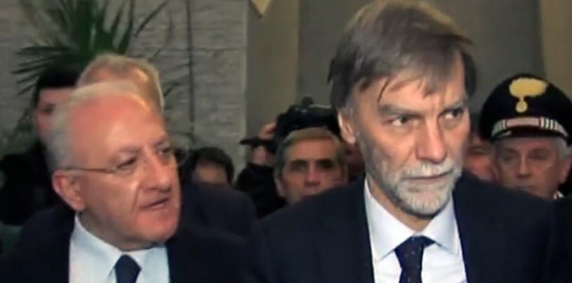 """Severino, De Luca: """"Tar incompetente? Per me non cambia nulla"""""""