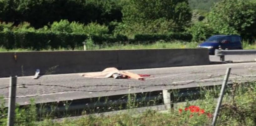 Incidente sul raccordo Salerno Avellino, la dinamica del sinistro