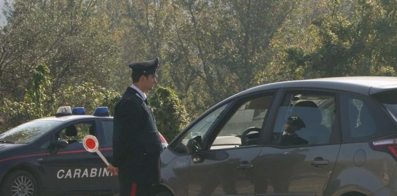Cocaina e coltello affilato in auto, un arresto nel Mandamento